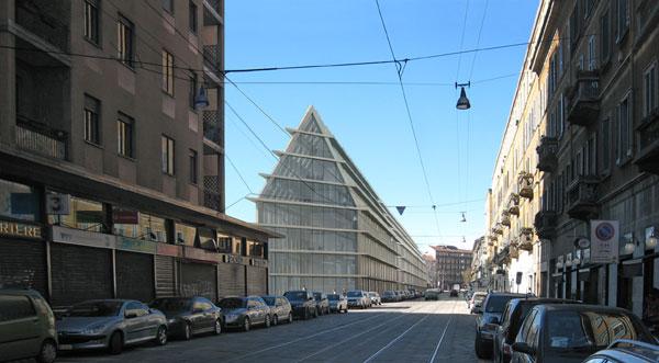 Feltrinelli porta volta a milano parte il cantiere - Immobiliare porta volta ...