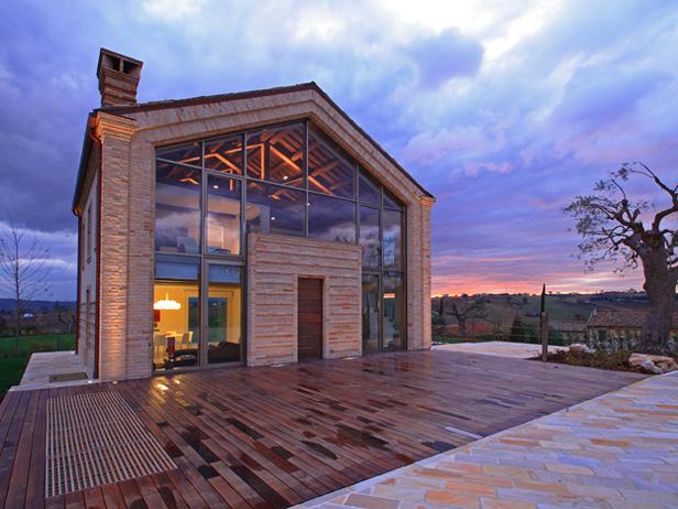 Ristrutturazione casa di campagna yl95 regardsdefemmes for Progetti di case di campagna