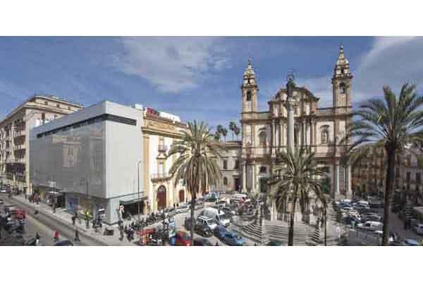 Stunning Terrazze Della Rinascente Palermo Photos - Design Trends ...